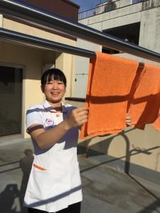 まりこ洗濯